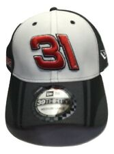NASCAR Ryan Newman Hat, 39THIRTY Stretch, Nationwide, White, Medium, Large Cap