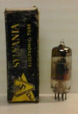 6EW6 Sylvania Electronic Vacuum Tube Radio TV Electron Tubes In Box
