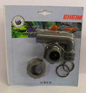 EHEIM 7675950 SUCTION ELBOW INC SEALS FOR 2260 FILTERS