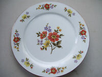 "Dynasty Fine China Dalian Pattern 8"" Bread & Butter Plate Made In China"