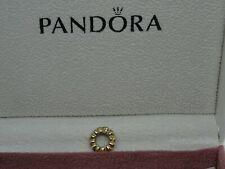 Original PANDORA Charm Multi-Herzen 585 Gold ALE