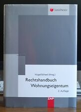 Rechtshandbuch Wohnungseigentum - Hügel/Scheel (Hrsg.) - 2. Auflage mit CD