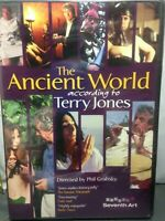 The Terry Jones Collection (DVD, 2009, 2-Disc Set) New, Rare, OOP