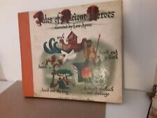 TALES OF ANCIENT HEROES by LEW AYRES - Bible Stories - Noah Daniel David Goliath