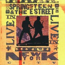 Bruce Springsteen - Live in New York City [New CD] Germany - Import