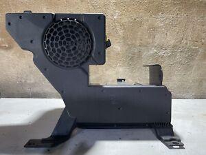 Caisson De Basse / Amplificateur Haut Parleur Audio / Citroen / 9662532980