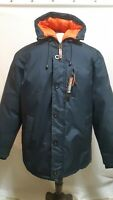Geographical Norway Darwin Warm Men's Winter Jacket  Parka Coat Mens Size XXL