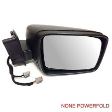 LAND ROVER DISCOVERY 3 NEW FRONT DRIVERS SIDE O/S DOOR WING MIRROR (2004-09) RHS