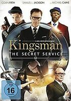 Kingsman - The Secret Service | DVD | Zustand gut