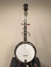 Vintage Univox Banjo 5 String W/Original case