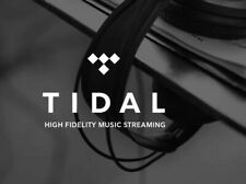 TIDAL HiFi Account 1 Mese Privato - 1 Month Private 100% - Warranty Worldwide