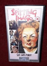 Spitting Image Spit With Polish VHS Video