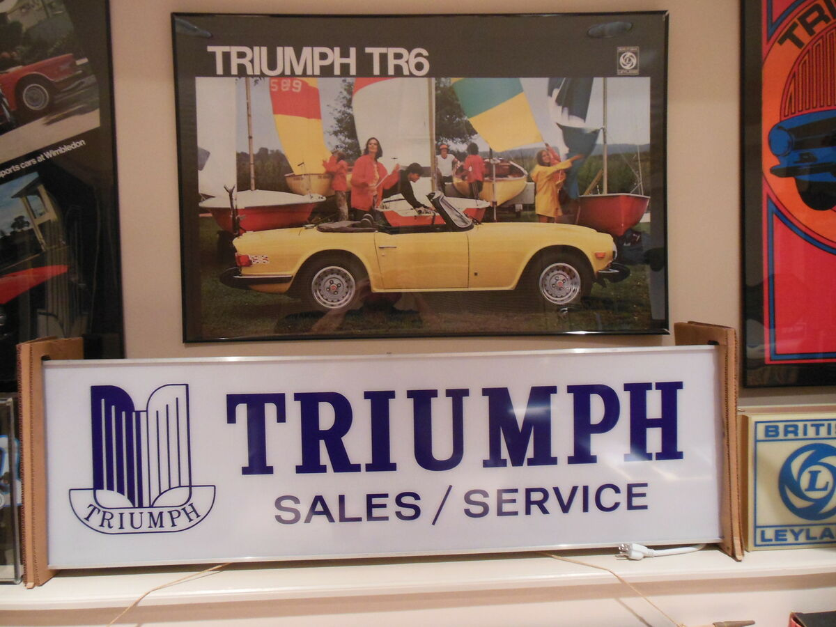 Dave's Leyland and Triumph parts
