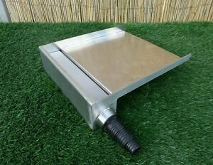 300mm Stainless Steel Waterfall WATER BLADE Cascade 300mm Spout SIDE INLET
