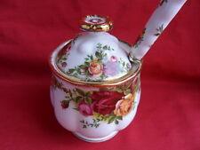 Royal Albert, Old Country Roses (OCR) preservare POT & Cucchiaio