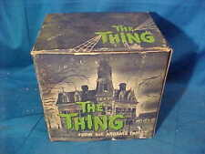 Orig 1964 ADDAMS FAMILY THING Toy Mechanical BANK Orig BOX