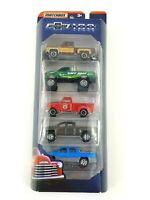 Matchbox Chevrolet Trucks 100 Years Diecast Toy Vehicles 5-Pack FBC29 NIP NEW