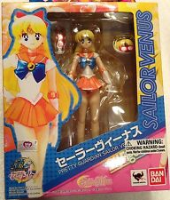 Sailor Venus S.H.Figuarts Moon Authentic Bandai Tomy Official Brand New Sealed