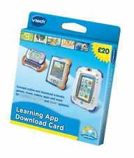 Vtech Learning App Download Card £20 NEW