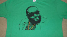 Rapper RICK ROSS Distribute This T-Shirt LG Jay Z Drake Meek Mill Hip Hop Rap