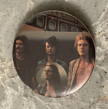 Vintage Led Zeppelin Photo Pin Button ~ 3�