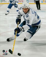 Martin St. Louis Tampa Bay Lightning Unsigned 8x10 Photo