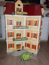 Playmobil 5302 Puppenhaus mit Einrichtung Zusatzetage Spielplatz