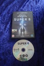 Super 8 (DVD, 2011).J.J.ABRAMS.SPIELBERG.
