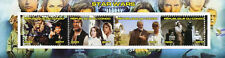 Congo 2017 MNH Star Wars Darth Vader Han Solo C3PO 4v M/S II Movies Stamps