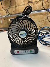 Personal Desk Table Cooling Fan USB Small Air Circulator Quiet Dorm Portable