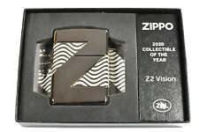 Zippo COTY 2020 Z2 Vision Limited Edition Collectible of the Year 60005199 Neu