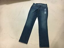 Eddie Bauer Women's New Curvy Straight Jeans. Size 2    FREE SHIPPING