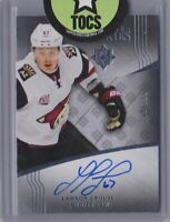Lawson Crouse 2016-17 Ultimate Collection Ultimate Rookies Auto 219/299 Arizona