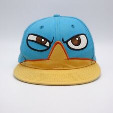 Disney Phineas and Ferb - Perry the Platypus hat - Snapback cap