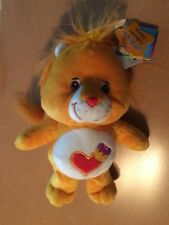 "Care Bear Cousin's Brave Heart Lion 10"" from 2003"