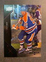 2011-12 Upper Deck Black Diamond Base Legend #1 Wayne Gretzky Edmonton Oilers