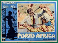 T28 Fotobusta Porto Afrika Engel Carey Dennis Price Rudolph Mate '