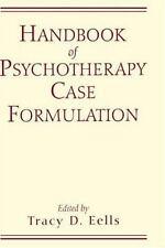 Handbook of Psychotherapy Case Formulation, 1st Edition, 1997)