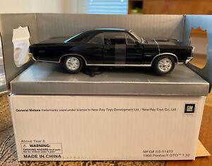 New-Ray Toys # SS-51470  General Motors 1966 Pontiac GTO 1:32