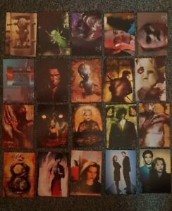 The X-Files, Topps Trading cards, series one 1996