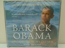 Barack Obama: Dreams From My Father (Audio CDs) Read by the Author
