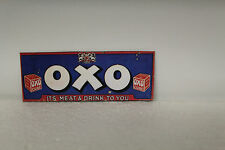 DOLLS HOUSE ( Shop  Metal Sign =  OXO