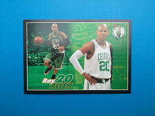 2009-10 Panini NBA Basketball n.  6 Ray Allen Boston Celtics