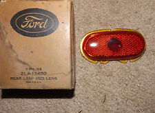 NOS 1942-48 Ford Taillight Lens # 21A-13450