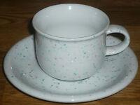 1  Kaffeetasse mit Untertasse   Arzberg   DAILY  POINTS