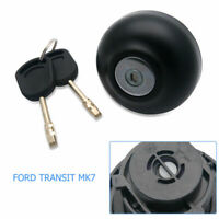 LOCKING DIESEL FUEL CAP INCLUDING & 2 KEYS For FORD TRANSIT MK7 2006 ON