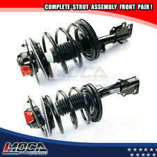 2 Front Shocks Struts Assembly Fits 2001-2007 Chrysler Voyager & Dodge caravan
