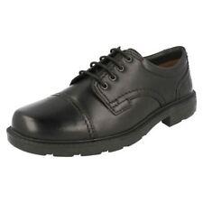 Zapatos informales de hombre Clarks color principal negro