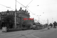 PHOTO  1990 NETHERLANDS DEN HAAG TRAM HTM HOLL. SPOOR TRAM NOS 3064 ON ROUTE NO