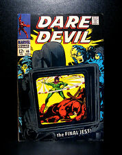 COMICS: Daredevil #46 (1968), Jester app - RARE